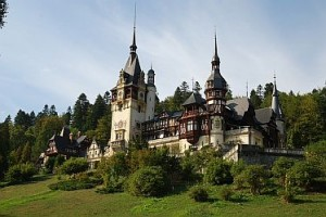 peles castle romania private country tours